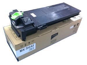 Sharp MX-312 AT Toner Cartridge, Black
