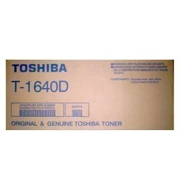 Toshiba T1640D Toner Cartridge, Black