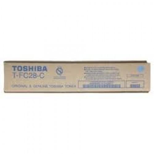 Toshiba TFC28 Cyan Toner Cartridge