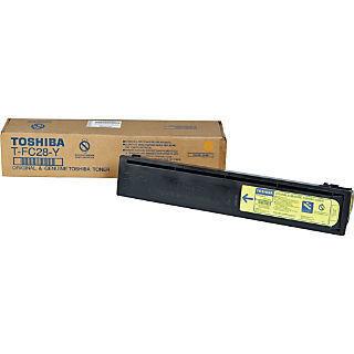 Toshiba TFC28 Yellow Toner Cartridge