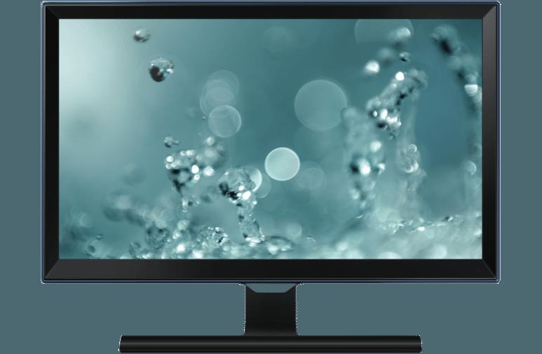 Samsung 27 Inch LED Monitor, S27E390H, VGA/HDMI