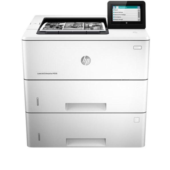 HP M506x Single Function Laser Printer