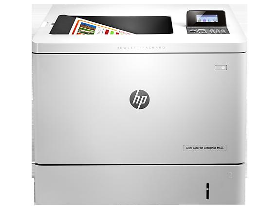 HP M553n Single Function Laser Printer