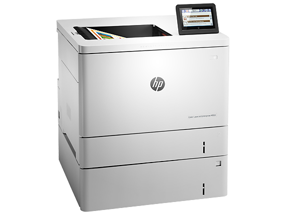 HP M553x Color Single Function Laser Printer