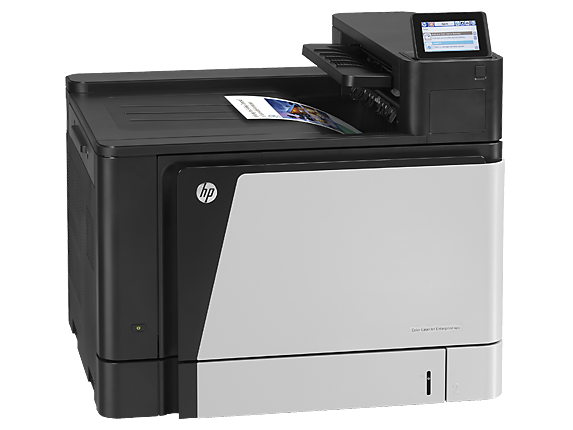 HP M855dn A3 Color Single Function Laser Printer