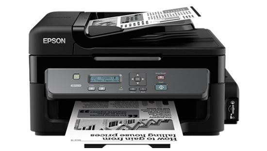 Epson EcoTank M205 Wi-Fi Multifunction B&W Printer