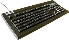 TVS Gold Bharat Mechanical Keyboard, PS/2