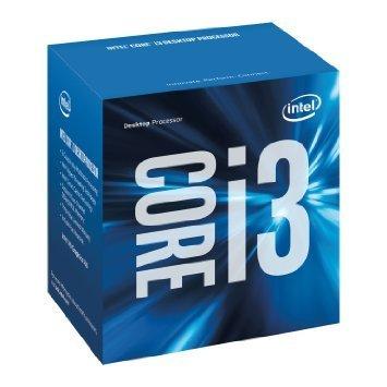 Intel Core i3-6100 Processor, 6th Gen, LGA1151, 3.70 GHz