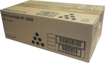 Ricoh SP 1200 Toner Cartridge, Black