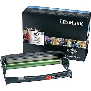 Lexmark X203H22G Black Photoconductor Kit