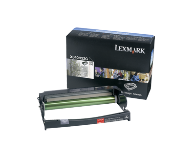 Lexmark X340H22G Black Photoconductor Kit