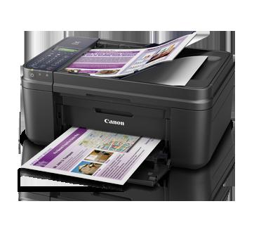 Canon E480 Color All in One Inkjet Printer, PSC, F, A, W