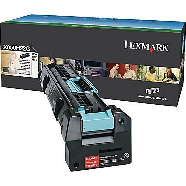 Lexmark X850H22G Black Photoconductor Kit