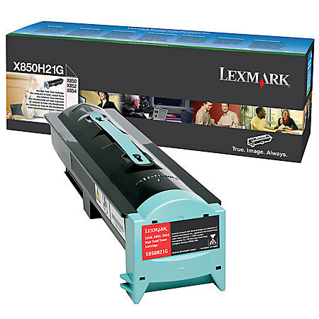 Lexmark X850H21G Black Photoconductor Kit