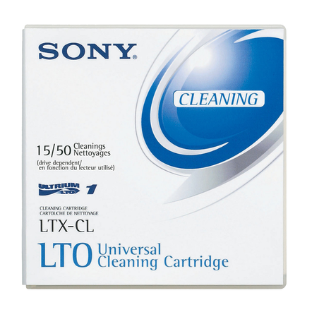 Sony LTO Universal Cleaning Cartridge
