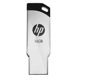 HP 16GB Pen Drive, 2.0 V236W, Metal