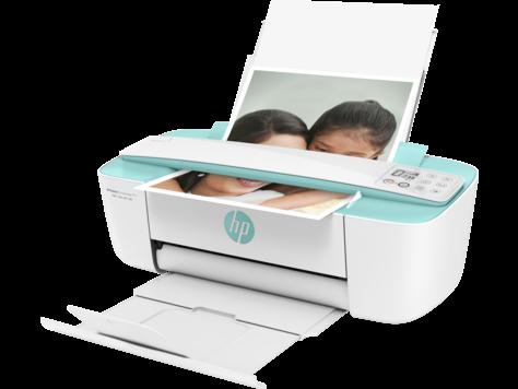 HP 3776 Color All in One Inkjet Printer, PSC, Wifi