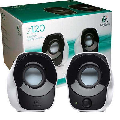 Logitech Z120 Stereo 2.0 Speakers