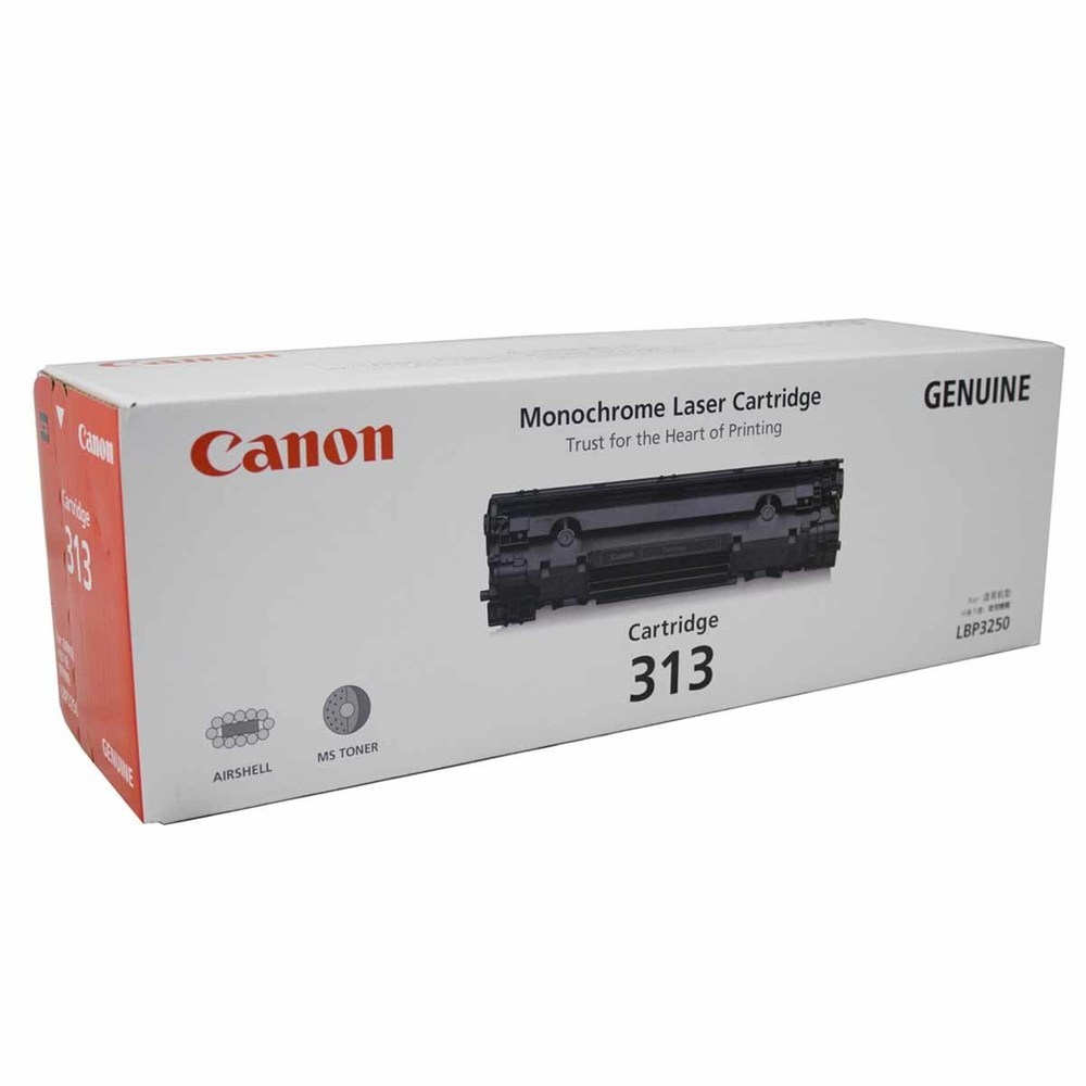 Canon 313 Toner Cartridge, Black