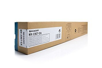 Sharp MX23GTCA Cyan Toner Cartridge