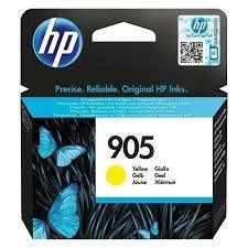 HP 905 Ink Cartridge, Yellow