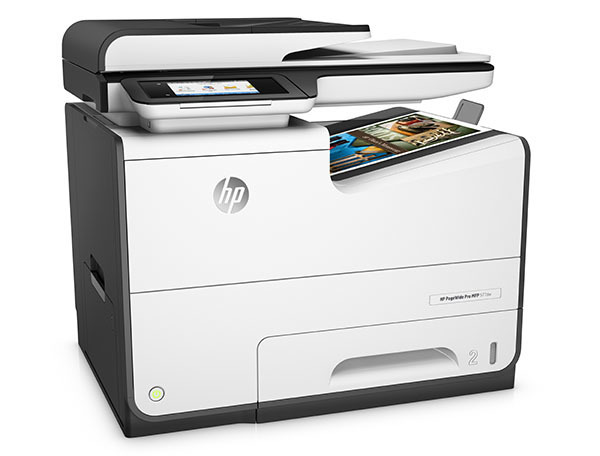 HP 577dw Color All in One Inkjet Printer, PSC, D, F, W, A