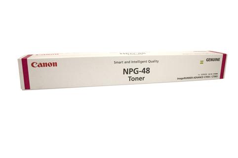 Canon NPG 48 Magenta Toner Cartridge
