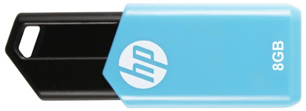 HP 8GB Pen Drive , 2.0, V150W