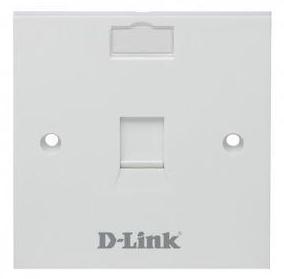 D-Link Single Face Plate