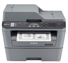 Brother MFC-L2701D Monochrome Multifunction Laser Printer