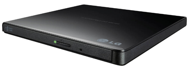 LG Ultra slim portable USB External dvd writer
