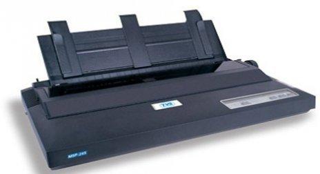 TVS MSP 245 STAR Dot Matrix Printer