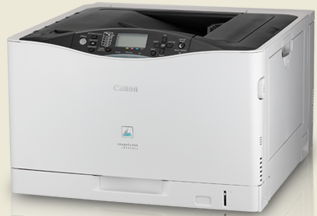 Canon LBP843Cx Color Single Function Laser Printer