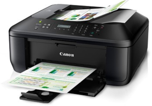 Canon MX397 Color All in One Inkjet Printer