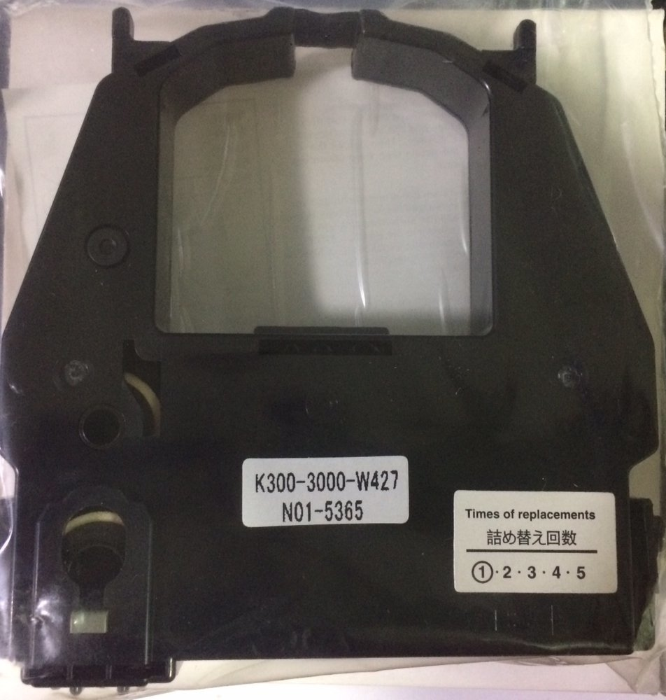 TVS DP5000 Ribbon Cartridge