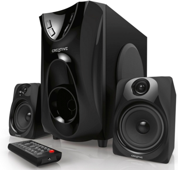 Creative E2400 Multi-Purpose 2.1 Home Theater