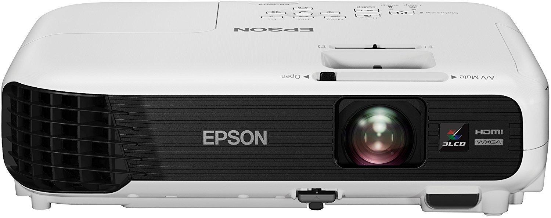 Epson EB EB-W04 Projector, V11H718056