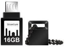 Strontium 16GB OTG Pen Drive , 3.0, NITRO