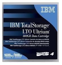 IBM LTO 4 Data Cartridge