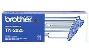 Brother TN-2025 Toner Cartridge, Black