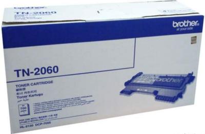 Brother TN 2060 Toner Cartridge, Black