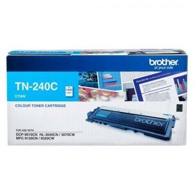 Brother TN-240 Cyan Toner Cartridge
