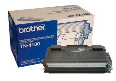 Brother TN-4100 Toner Cartridge, Black