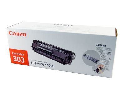 Canon 303 Toner Cartridge, Black