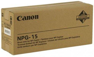 Canon NPG 15 Drum Unit Toner Cartridge, Black