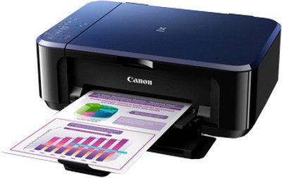 Canon E560 Color All in One Inkjet Printer