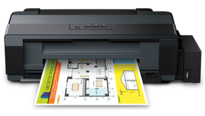 Epson L1300 Color Single Function A3 Ink tank Printer