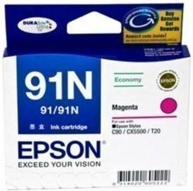 Epson 91N Ink Cartridge, Magenta