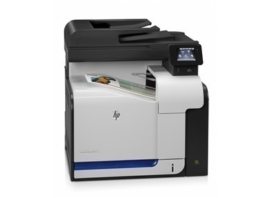 HP LaserJet Pro 500 Color MFP M570dw, CZ272A, Printer