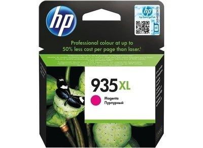 HP 935XL Ink Cartridge, Magenta, C2P25AA